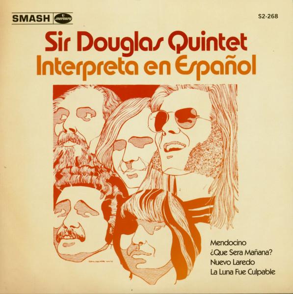 Mendocino - Interpreta en Espagnol (2x7inch, 45rpm, PS)