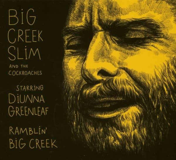 Ramblin' Big Creek (CD)