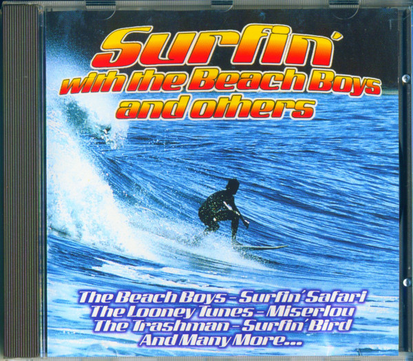 Surfin' With The Beach Boys And Others (CD Compilation)