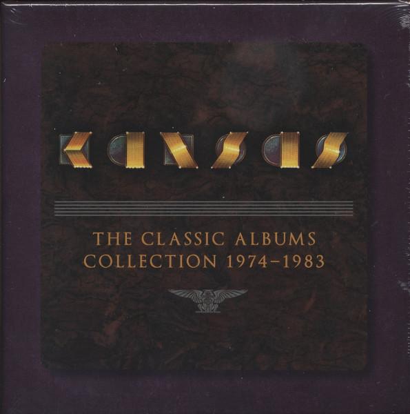 The Classic Albums 1974-83 (10-CD Boxset)