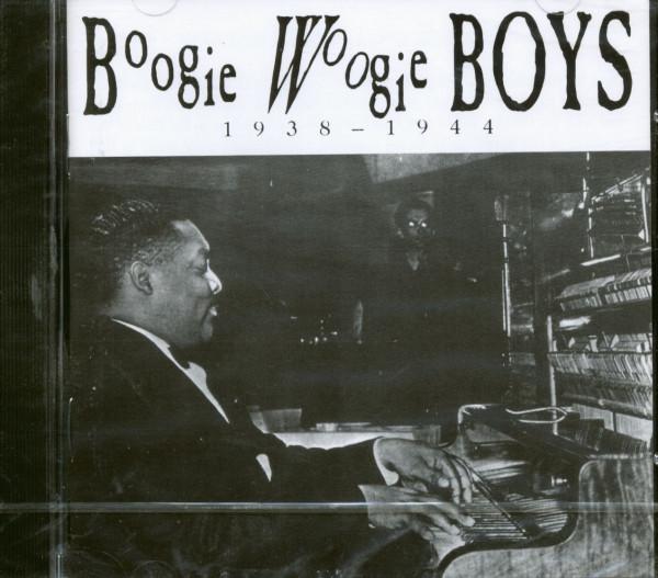 Boogie Woogie Boys 1938-1944 (CD)
