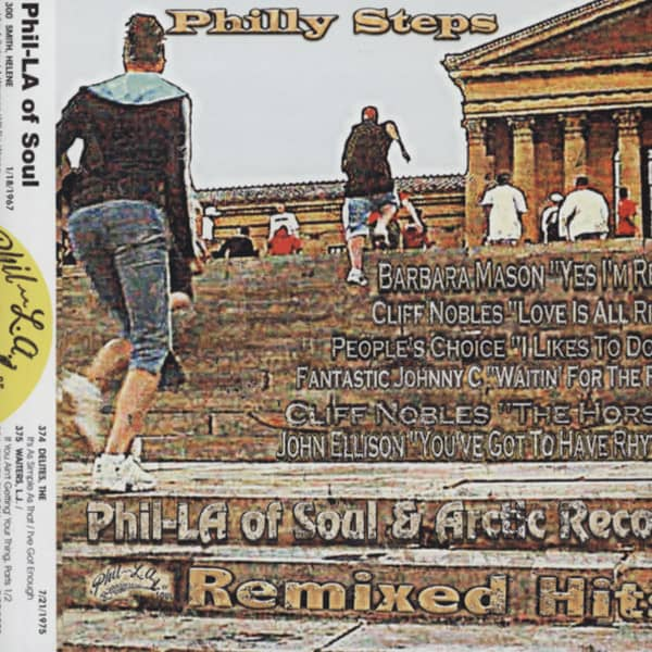 Philly Steps (2005 Re-mixes)