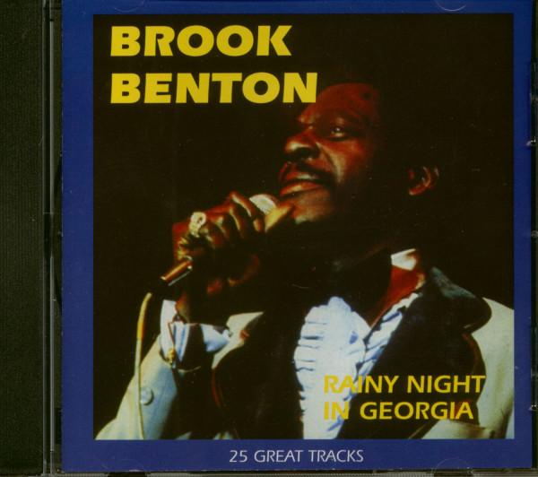 Rainy Night In Georgia (CD)