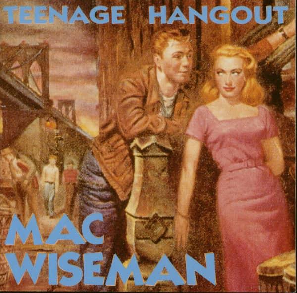 Teenage Hangout (CD)