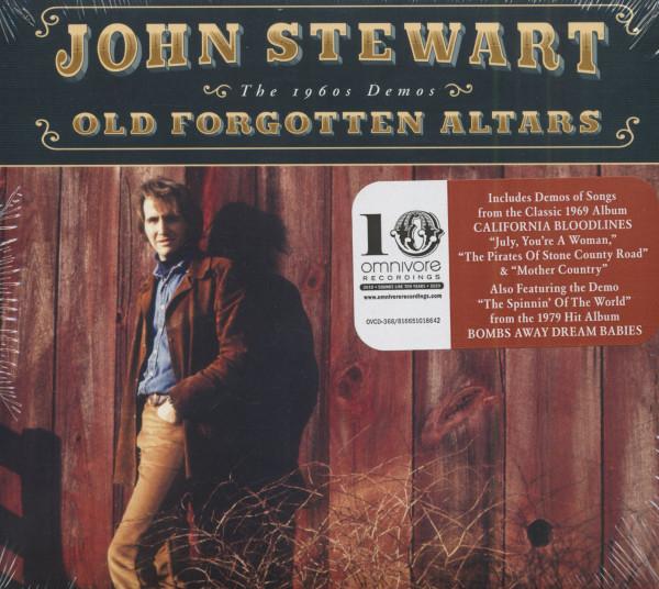 Old Forgotten Altars - The 1960s Demos (CD)