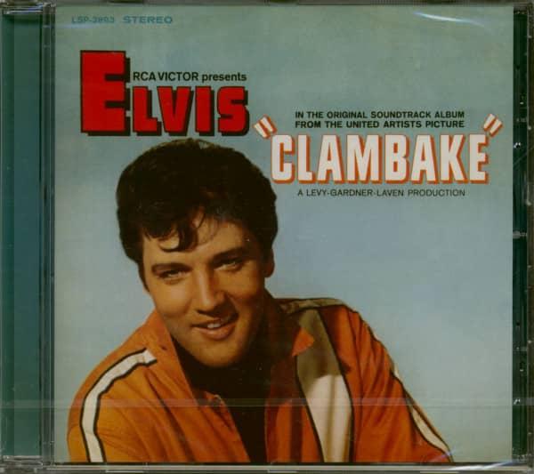 Clambake (CD)