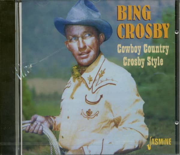 Cowboy Country - Crosby Style (CD)