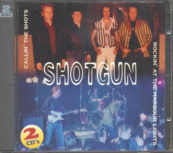 Double Barrel Shotgun (2-CD)