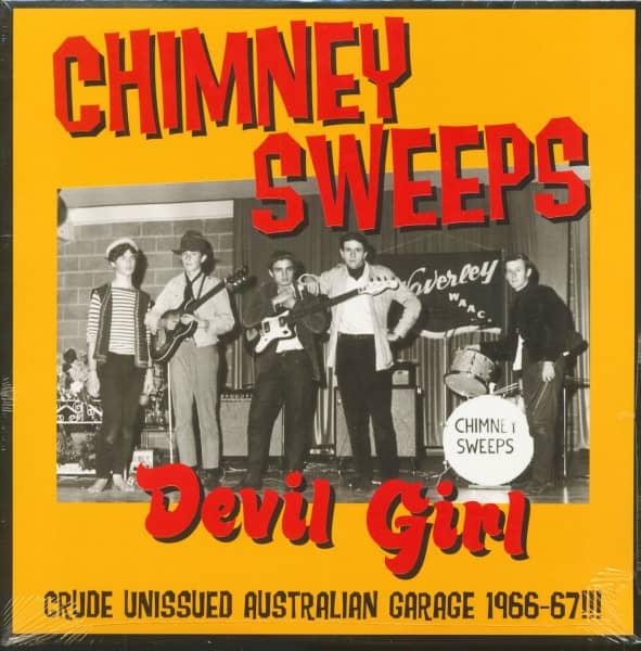 Devil Girl (LP)
