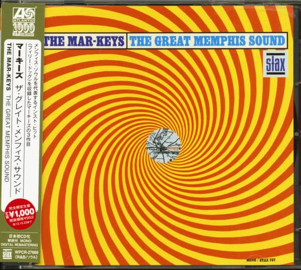 The Great Memphis Sound (CD, Japan)