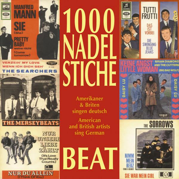 Vol.06, Beat - Amerikaner & Briten singen deutsch
