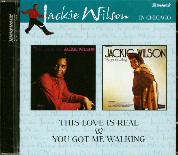 This Love Is Real - You Got Me Walking (CD)