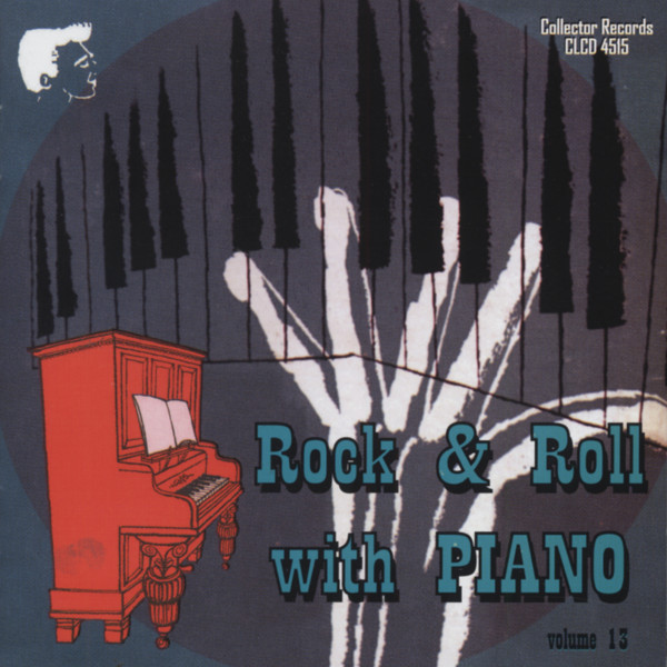 Vol.13, Rock & Roll With Piano