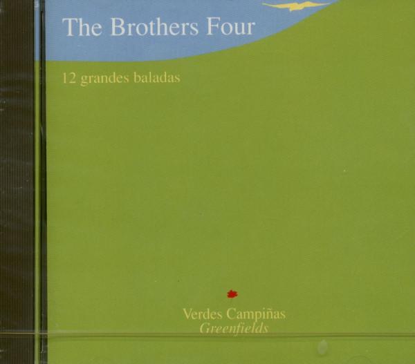 12 grandes Baladas (CD)