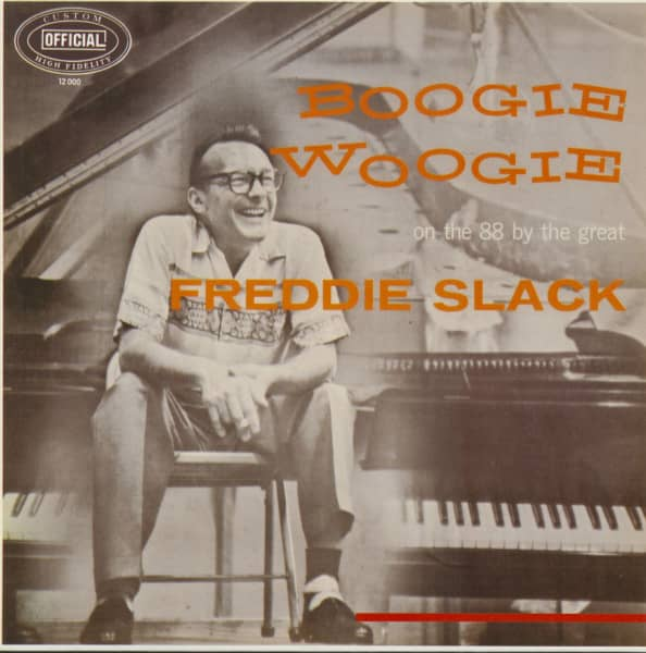 Boogie Woogie On The 88 (LP)