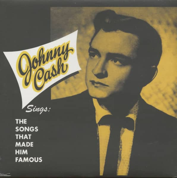 Johnny Cash Sings The Songs That Made Him Famous (LP, Vinyl)
