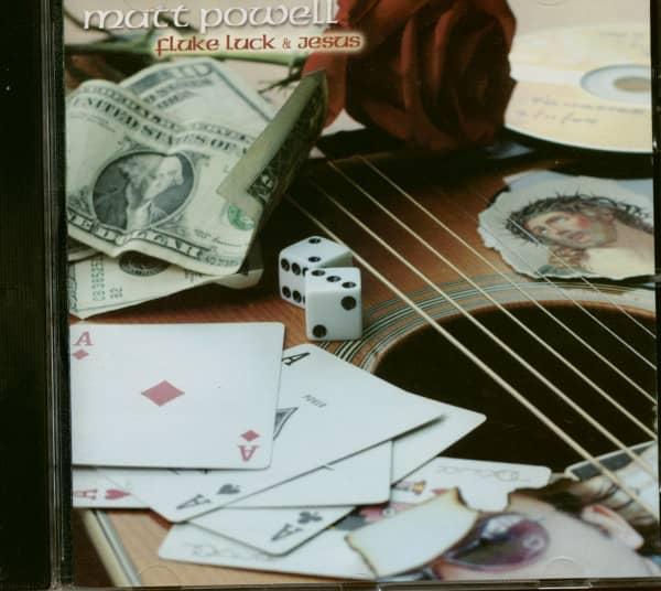 Fluke Luck & Jesus (CD, Cut-Out)