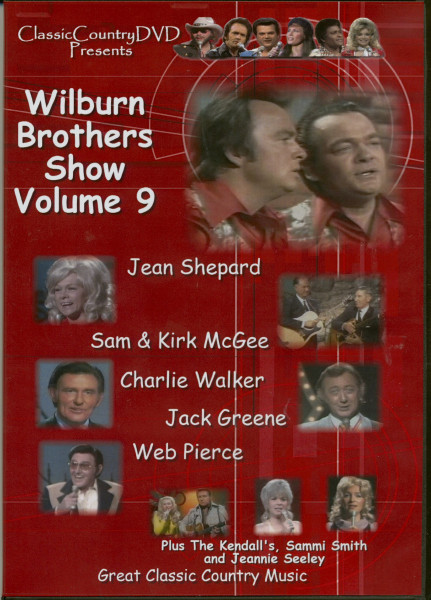 Vol.09, Wilburn Brothers Show (1972-1974)