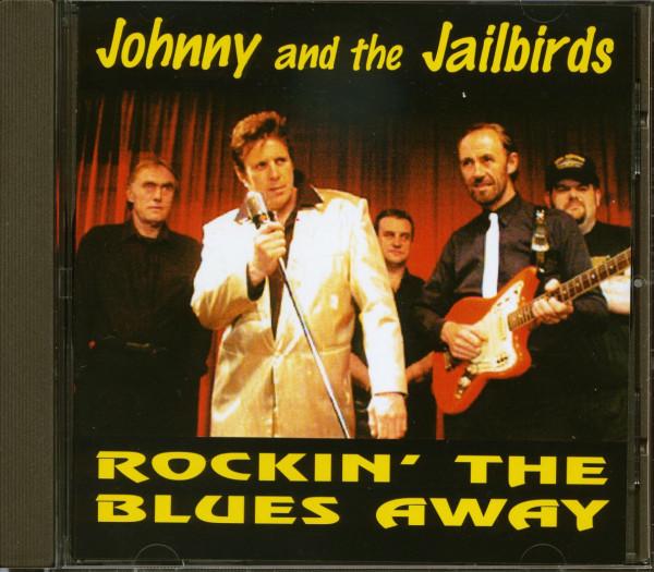 Rockin' The Blues Away (CD)