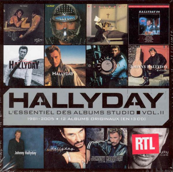 Studio Albums 1981-2005...plus (13-CD)