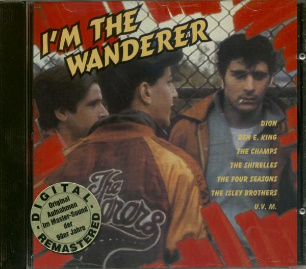 I'm The Wanderer (CD)