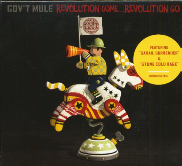 Revolution Come...Revolution Go (CD)