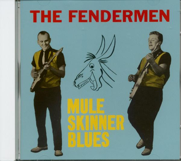 Mule Skinner Blues (CD)