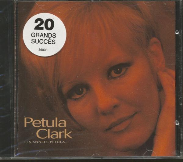 Les Annees Petula... (CD)