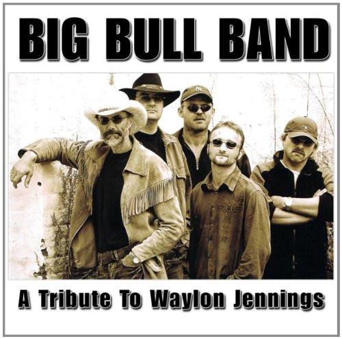 A Tribute To Waylon Jennings (CD)