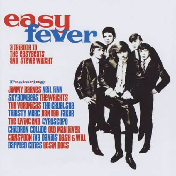 Easy Fever - Easybeats - Stevie Wright Tribute