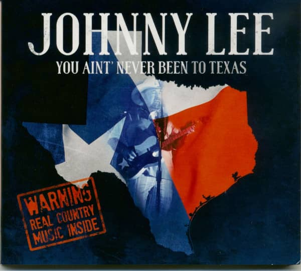 You Ain't Never Been To Texas (CD)