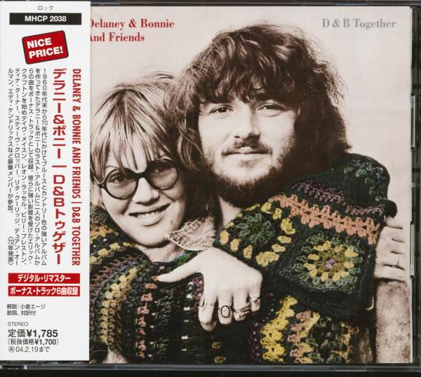D & B Together (CD, Japan)