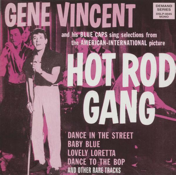 Hot Rod Gang & Other Rare Tracks (LP)