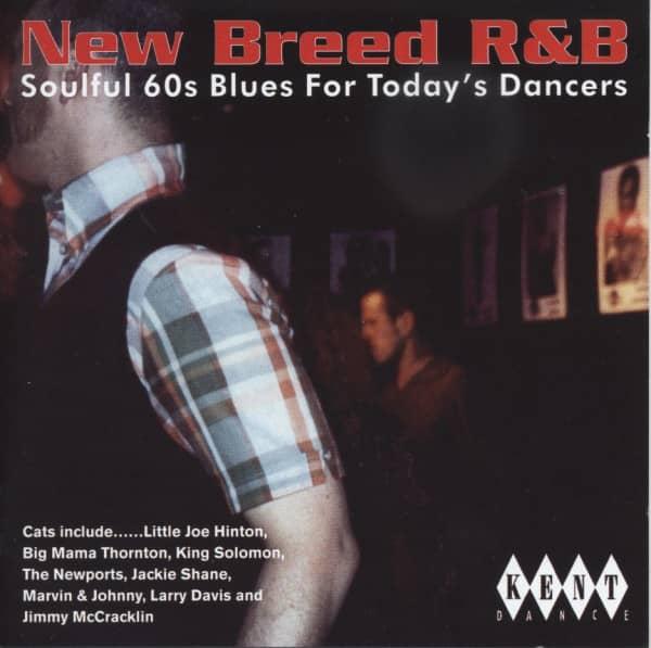 New Breed R&B - Soulful 60s Blues
