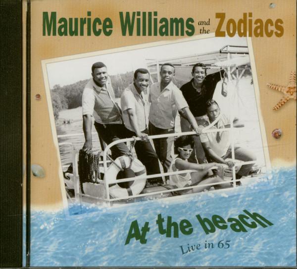 At The Beach (CD)