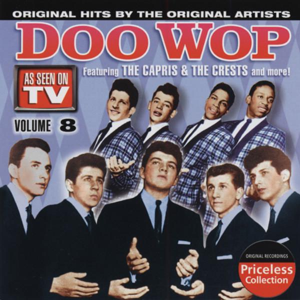 Vol.8, Doo Wop As Seen On Tv