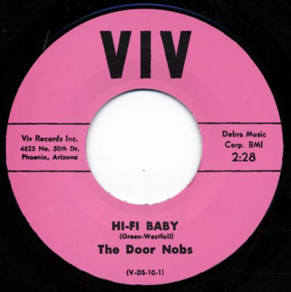 Hi-Fi Baby b-w I Need Your Lovin, Babe 7inch, 45rpm