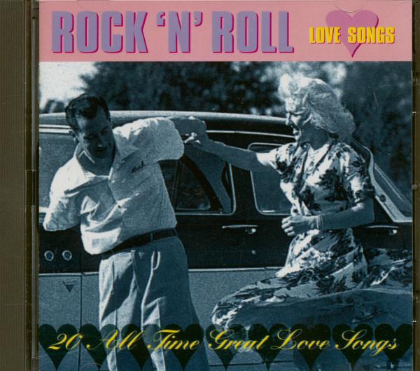 Rock 'N' Roll Love Songs (CD)