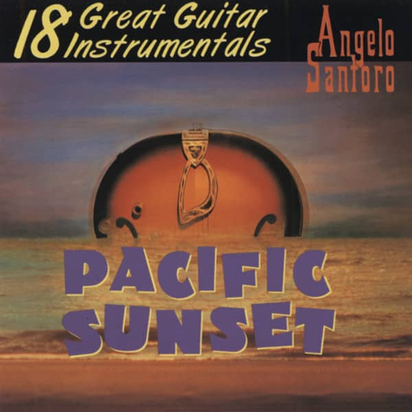 Pacific Sunset (CD)