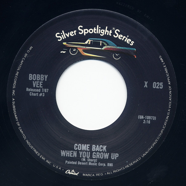 Come Back When You... - Beautiful People 7inch, 45rpm