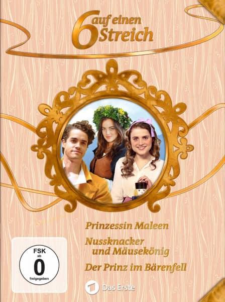 Sechs auf einen Streich - Märchenbox Vol. 13 (3-DVD)