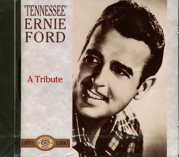 A Tribute - Capitol Country Classics (CD)