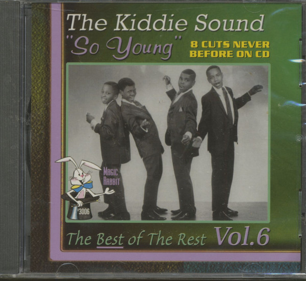 The Kiddie Sound, Vol.6 (CD)