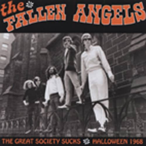 Great Society Sucks - Halloween 1968