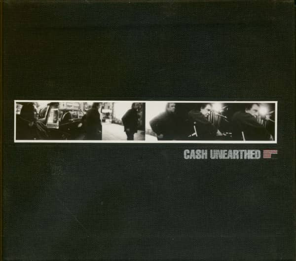 Cash Unearthed (5-CD)