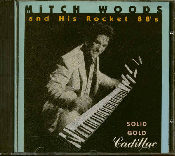 Solid Gold Cadillac (CD)