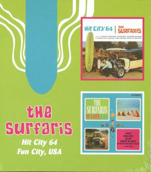 Hit City '64 - Fun City, USA (CD)