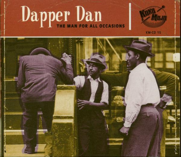 Dapper Dan - The Man For All Occasions (CD)