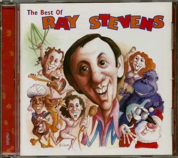 The Best Of Ray Stevens (CD)