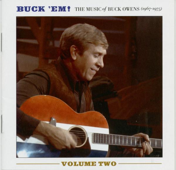 Buck Em: Vol 2 the Music of Buck Owens (2-CD)